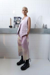 Thumbnail image for REVA – THE HAND-DYED TAILORED HARNESS WAISTCOAT